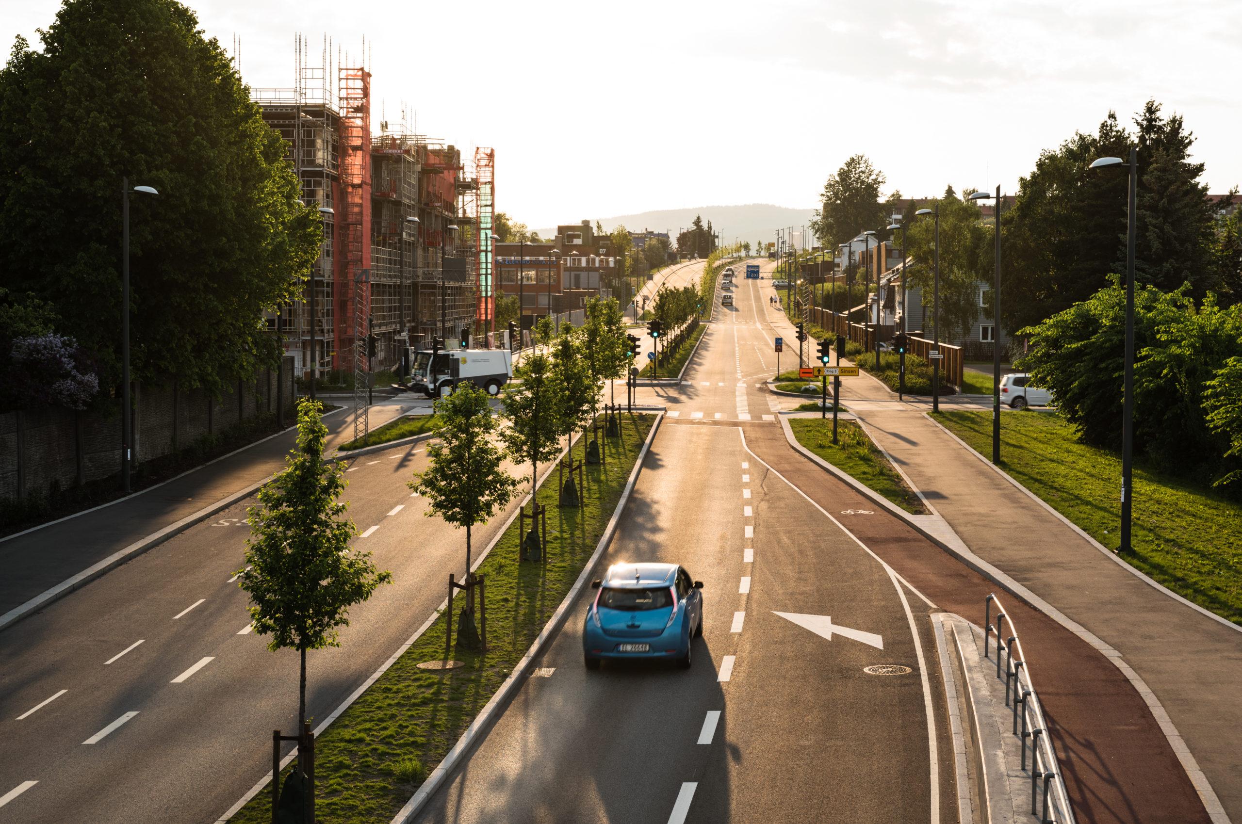 Dag Hammarskjøldsvei
