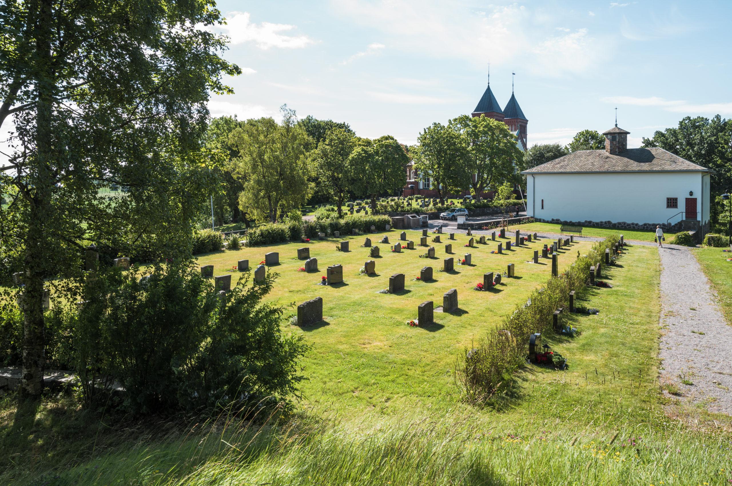 Slagen kirkegård