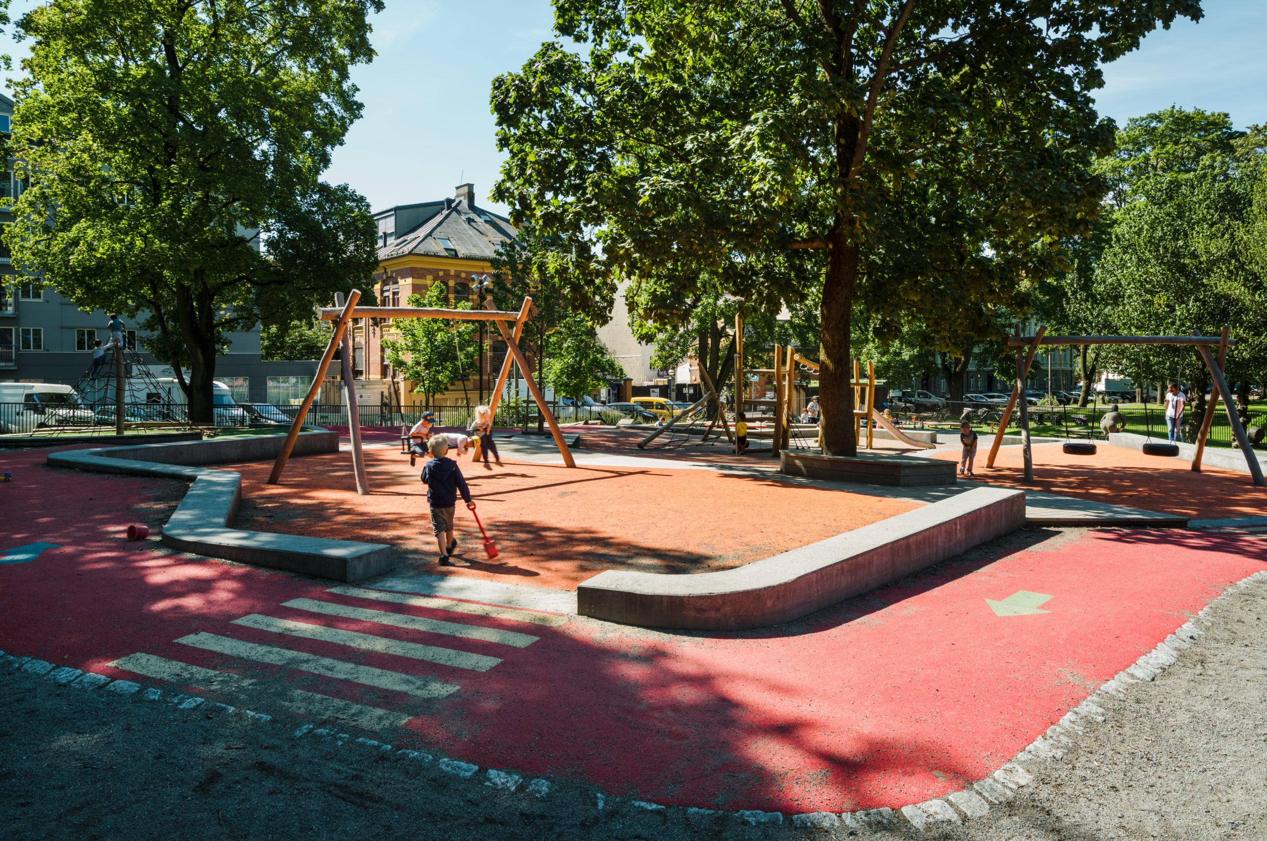 Sofienberggata barnehage