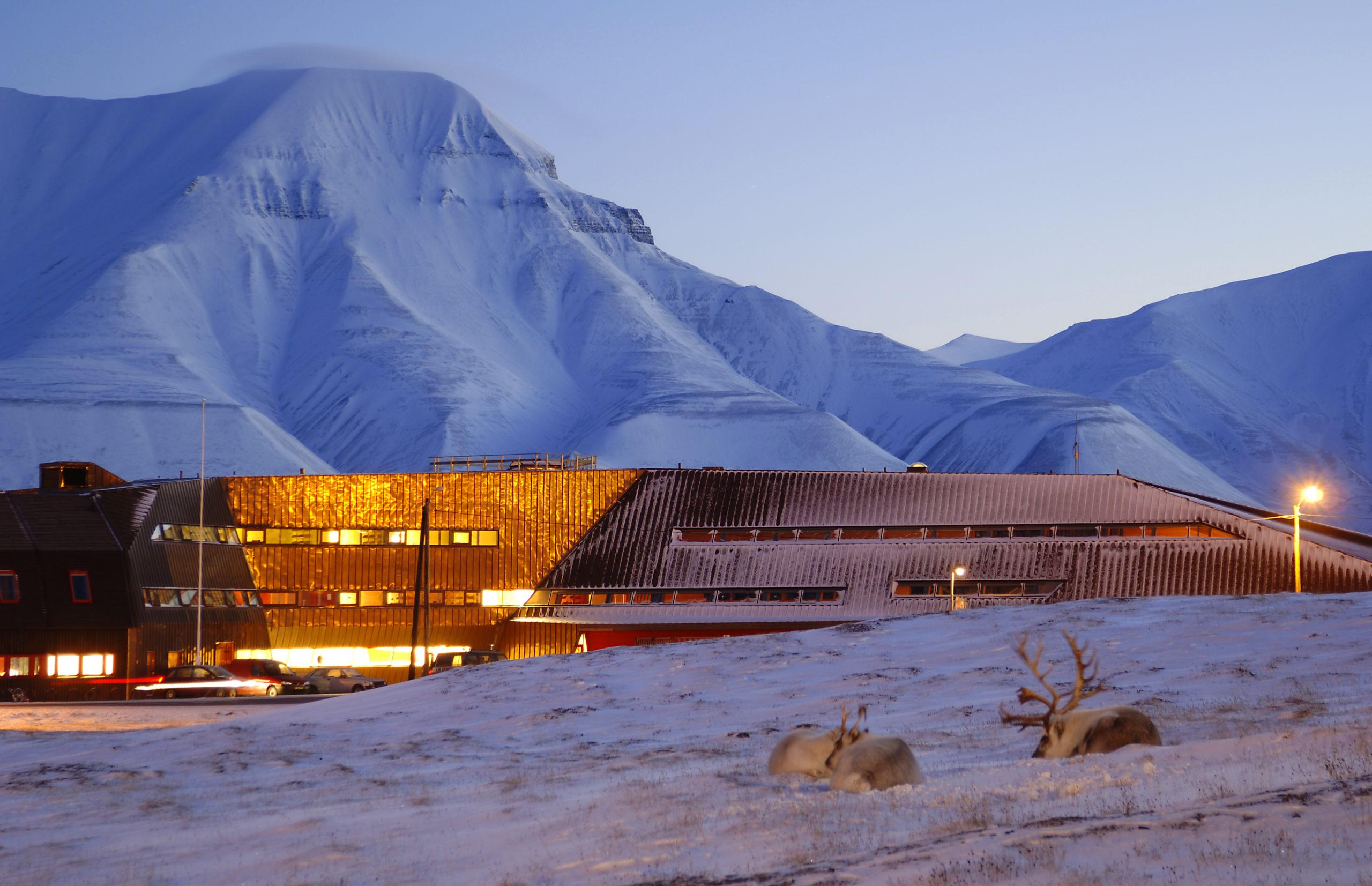 Svalbard Forskningspark
