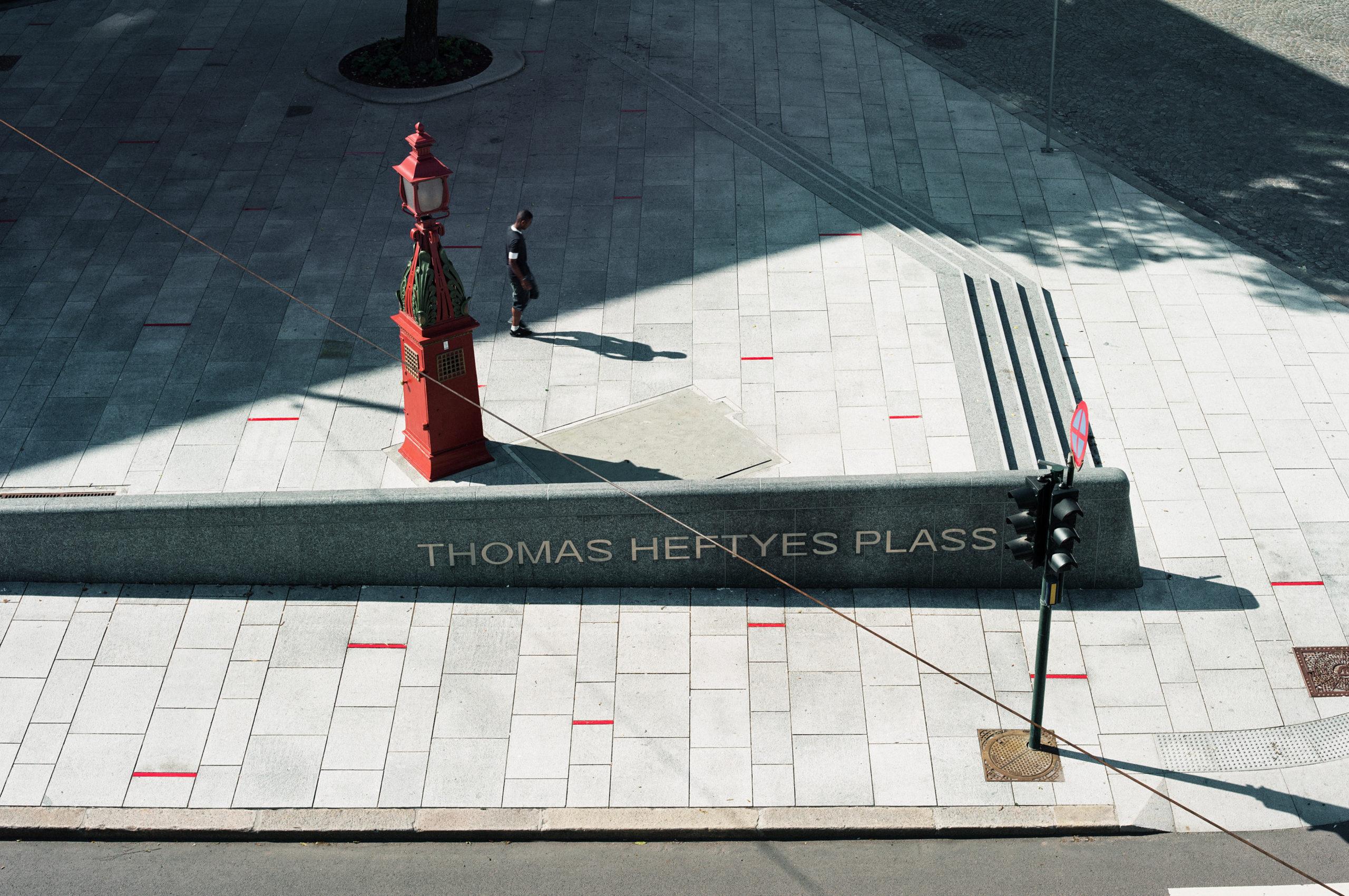 Thomas Heftyes Plass